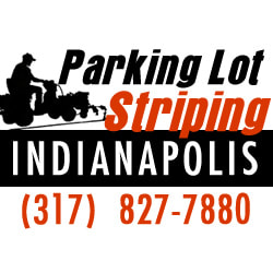 Parking Lot Striping in Indianapolis